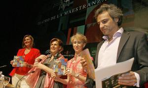 Montaño le quita al Teatro Maestranza el 70 por ciento de lo que le daba