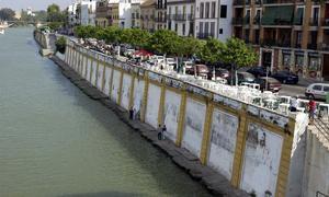 Aprobado un convenio con el Puerto para crear una pasarela en la calle Betis