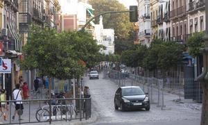 Urbanismo aprueba el proyecto de reurbanización y peatonalización de la calle San Jacinto