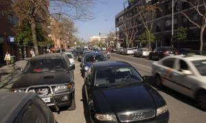 Los vecinos de Ronda Triana llevan el estacionamiento a los tribunales otra vez
