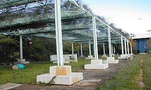 Reabre el jard n americano cerrado desde la exposici n de for Jardin americano sevilla