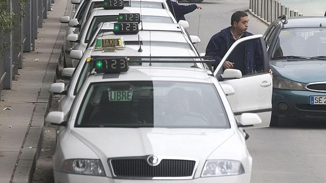 venta de licencias de taxi: