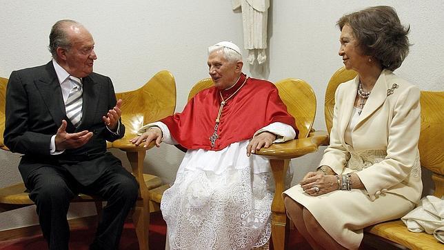 Benedicto y los reyes