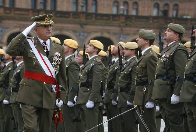 El ej rcito un activo importante en la pol tica exterior for Politica exterior de espana