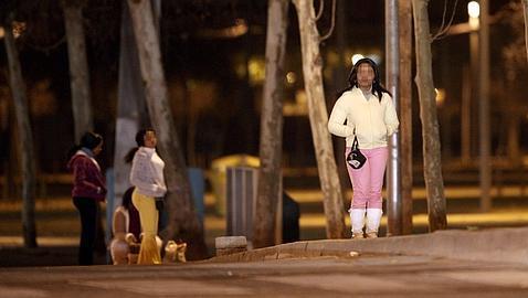 prostitutas callejeras granada prostitutas de lujo madrid