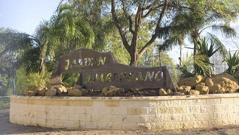 El jard n americano recibe m s de visitas en su for Jardin americano sevilla