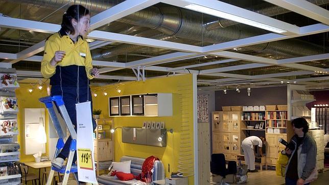 Ikea culpa a las leyes de urbanismo espa olas del retraso - Ikea de sevilla ...