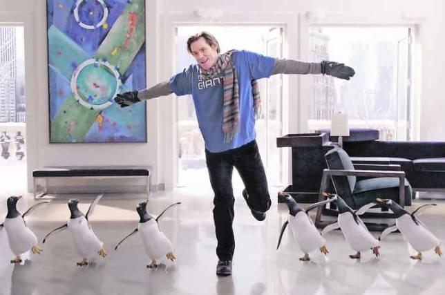 El actor vuelve a la comedia con «Los pingüinos del señor Popper ...