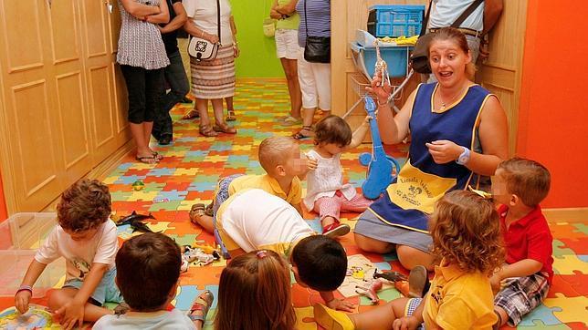 Estamos hablando de la educación que reciben nuestros hijos durante