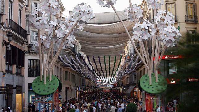 ¿Feria de Málaga o «un gran botellón»?