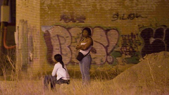 putas calle prostitutas callejeras en sevilla