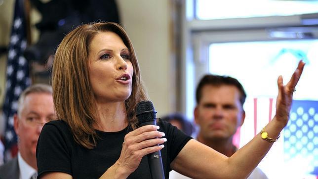 Michelle Bachmann ve en «Irene» un mensaje de Dios para recortar el gasto público