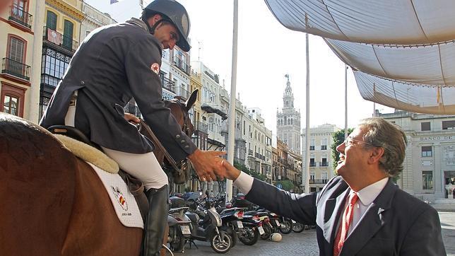 Sevilla acoge la Gran Semana del caballo Anglo-Árabe