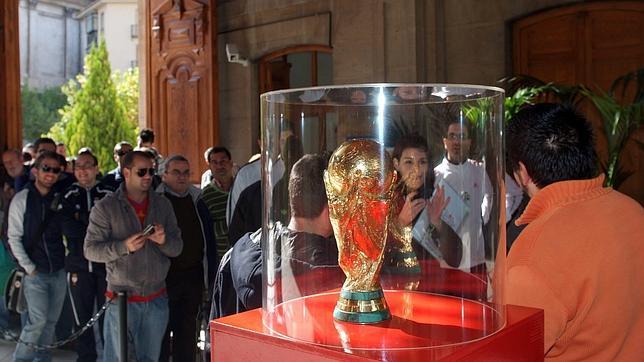 La Copa del Mundo vuelve a Sevilla
