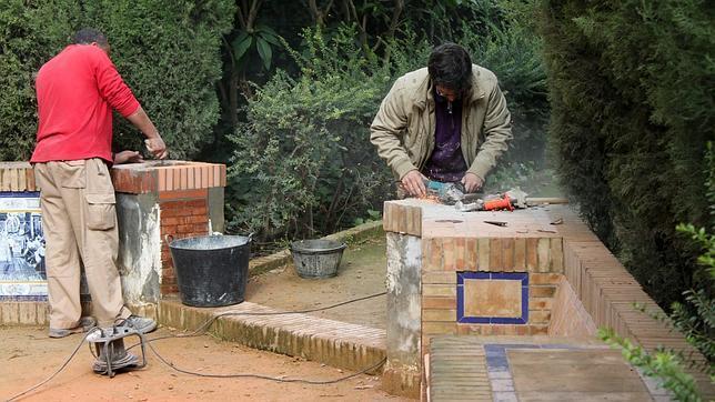 Los jardines de murillo estar n ptimos antes de navidad for Jardines bien decorados