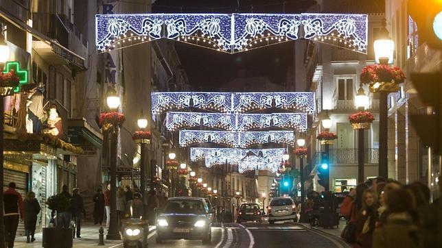 La Junta critica que la iluminación navideña «dificulta la investigación astronómica»