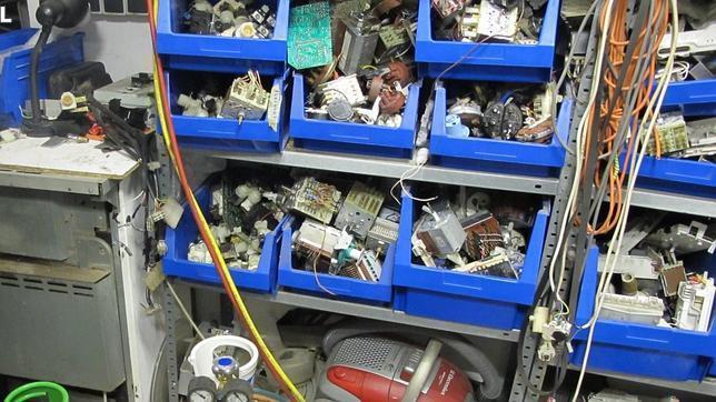 Reparaban electrodom sticos sin autorizaci n en el - Electrodomesticos sevilla ...