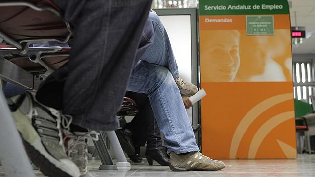 Andalucía cierra el año con 1.248.500 parados