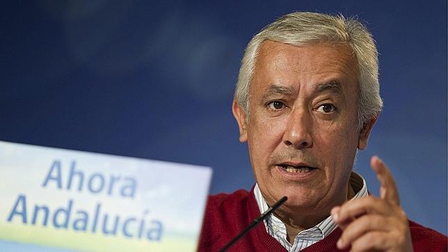 Javier Arenas, mejor valorado que Griñán - javier-arenas-elecciones-andalucia--644x362