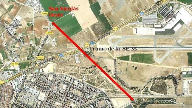 El ayuntamiento buscar 50 millones para el tramo de se 35 - Ikea de sevilla ...