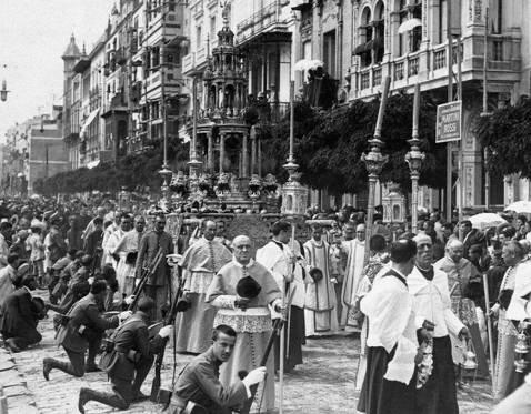 Una exposición trae a Sevilla joyas fotográficas de la Hispanic Society