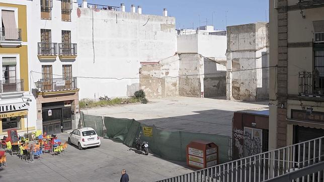 Luz verde al primer aparcamiento en el casco histórico tras prohibirlo el PGOU
