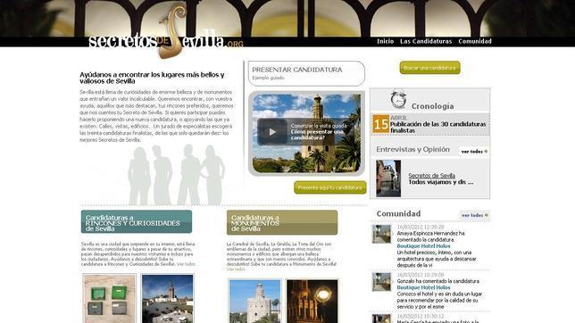 Sevilla busca los diez «secretos mejor guardados» de la ciudad