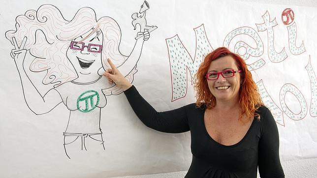 Clara Grima: «A los políticos les hace falta saber más matemáticas para que les salgan las cuentas»