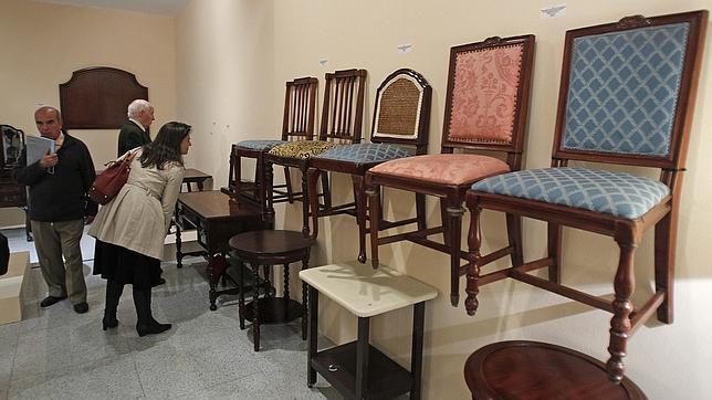 el hotel alfonso xiii subasta muebles con piezas