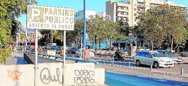 Urbanismo permitirá aparcamientos rotatorios en el casco histórico