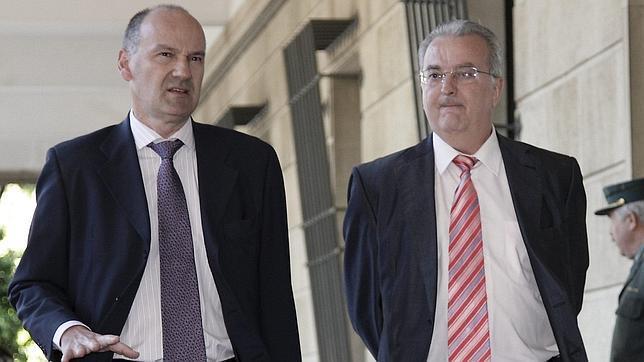 La juez Alaya manda a prisión a Antonio Fernández, el exconsejero de Empleo de Griñán
