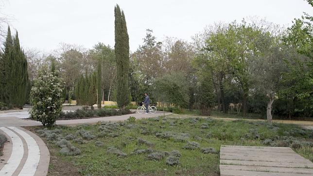 El jard n americano acoger actividades durante los for Jardin americano sevilla