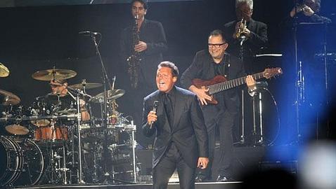 Luis Miguel se desmayó en su concierto