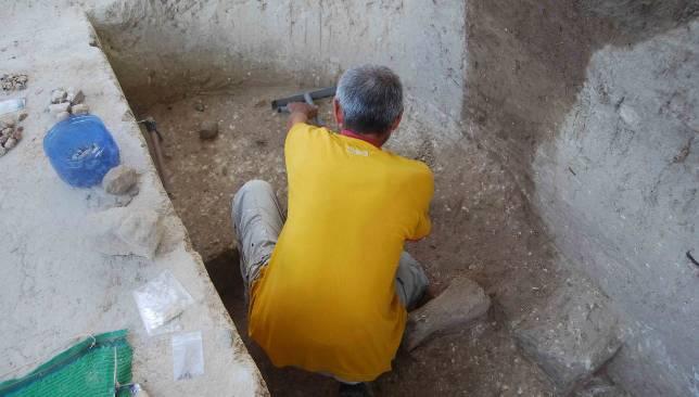 Nuevos estudios datan los restos de La Pastora hace 5.000 años