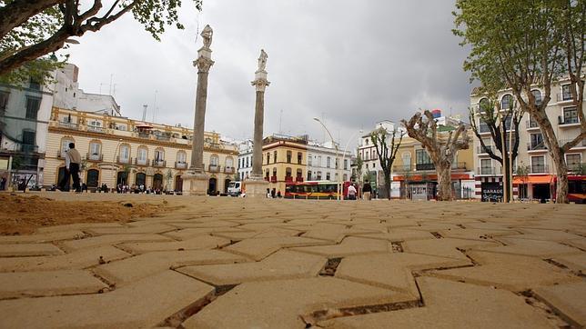 Imagen de archivo de la Alameda de Hércules - sevilla.abc.es