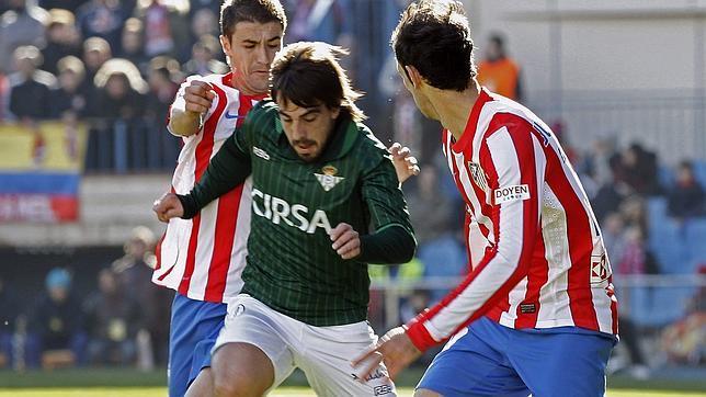 Betis-Atlético de la pasada campaña