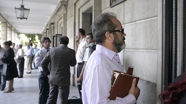 El «conseguidor» Juan Lanzas, ante la comisión que investiga los ERE