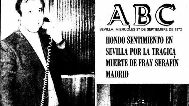 La trágica muerte del fraile que creó el Teléfono de la Esperanza en Sevilla