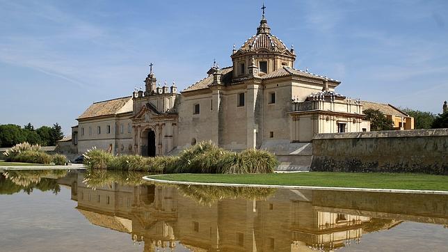 Viaje a las entra as del monasterio de la cartuja - La isla dela cartuja ...
