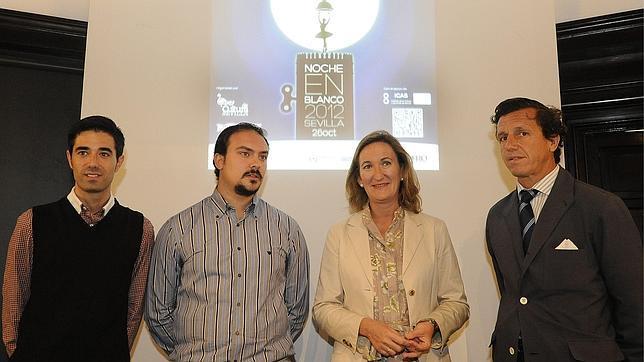 Sevilla pasa una Noche en Blanco por la cultura