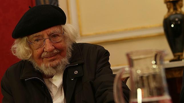 Ernesto Cardenal: «Sofía es la Sabiduría y la Poesía de Dios»