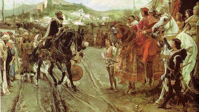 El día en que Boabdil decidió rendir Granada a los Reyes Católicos