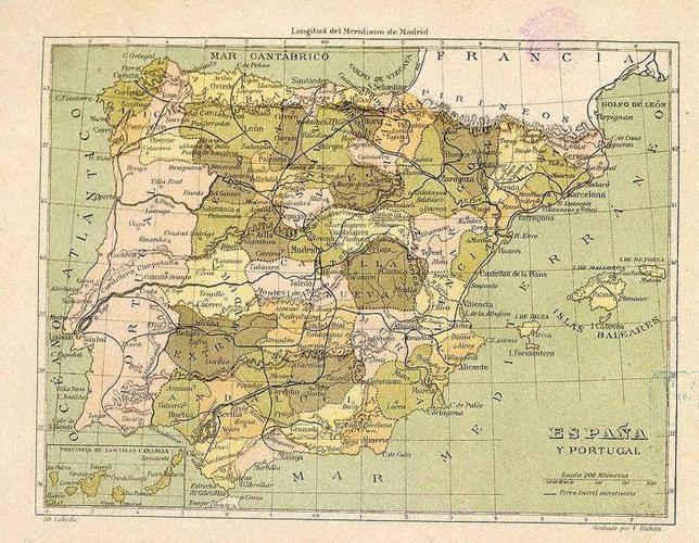 Los Reinos Hispanos se hicieron provincias hace 179 años