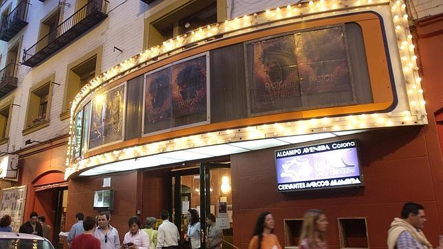 La sala cero quiere recuperar el gran teatro cervantes for Sala 0 teatro sevilla