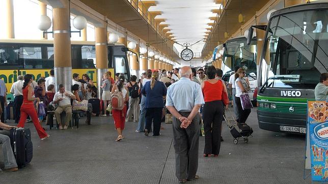 estacion de autobuses valencia: