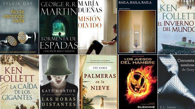Los diez libros m s solicitados seg n los internautas - Libros antiguos mas buscados ...