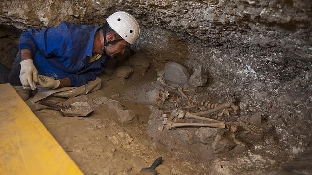 Burgos concentrará la mayor colección de restos de homínidos del mundo