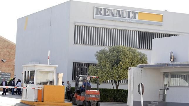 La industria del Metal de Sevilla pide más trabajo a Renault ...