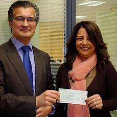 Entregado el premio al mejor escaparate de navidad for Pisos caja rural navarra