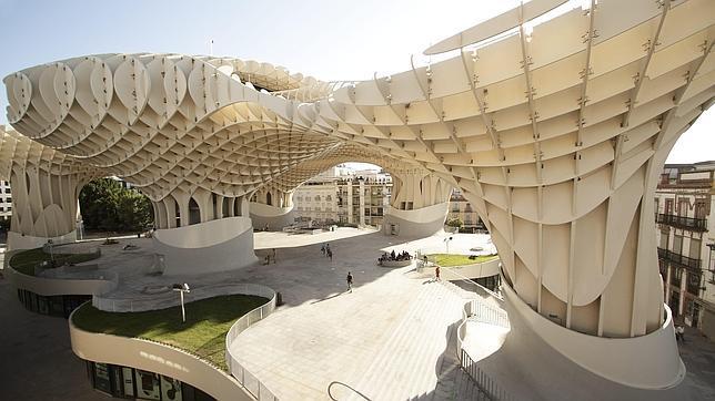 Las setas entre los finalistas del premio de arquitectura - Arquitectura sevilla ...
